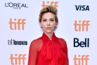 "Scarlett Johansson's Band Covered New Order's ""Bizarre Love Triangle"""