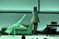 "Sia and Dancer Maddie Ziegler Crash the Apple Keynote to Perform ""The Greatest"" and ""Chandelier"""