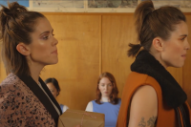 "Tegan and Sara Can't ""Stop Desire"" in New Video Featuring Reggie Watts"