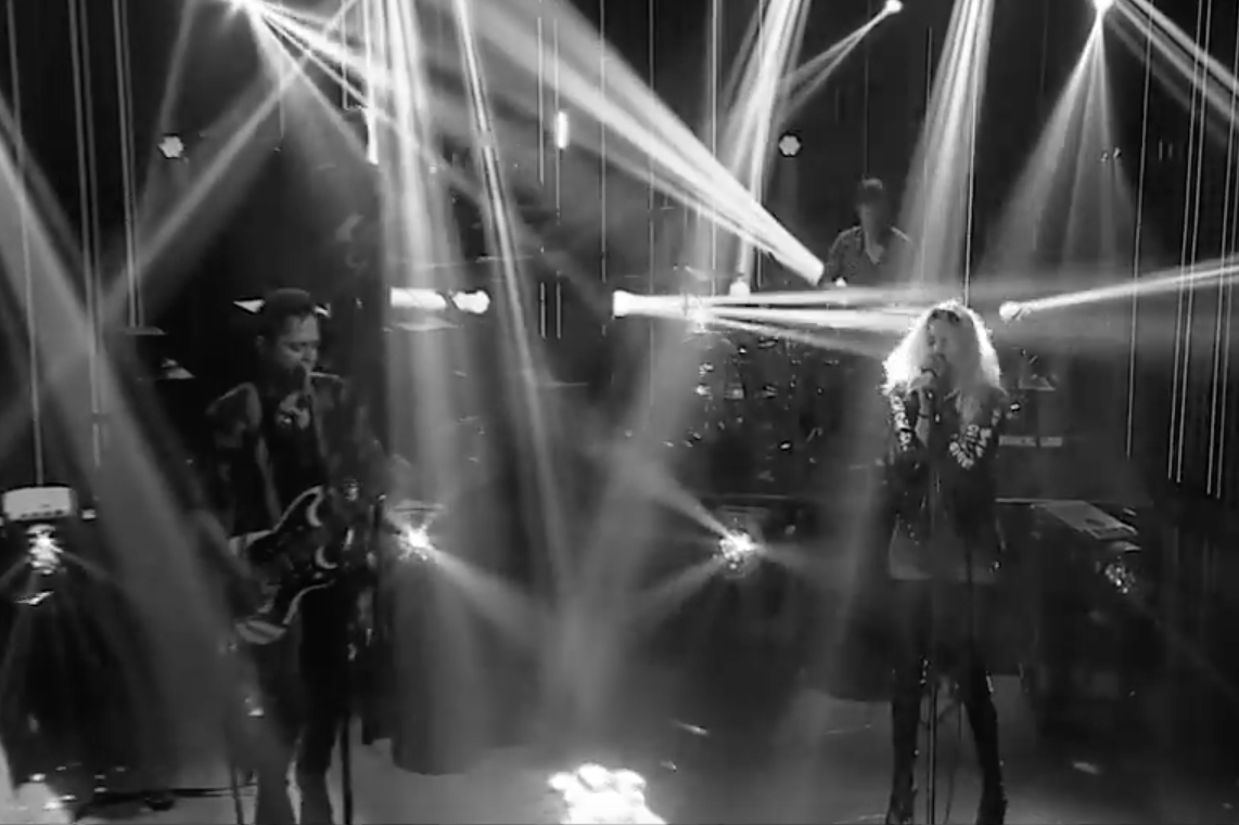 the kills impossible tracks late late show with james corden video