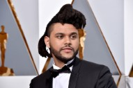 "The Weeknd Weekend Kicks Off With ""False Alarm"""