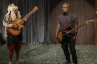 "Eric Andre Pits Thundercat and Robot Hannibal Buress Against Each Other in a ""Bass-Off"""