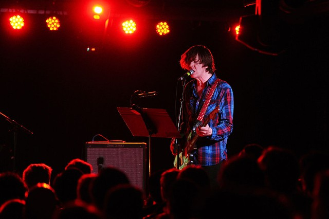 Norton And Pandora Present Thurston Moore, Part Of The Boldly Go By Norton Concert Series, Powered By Pandora