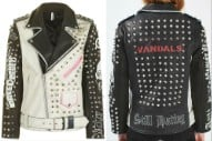 "Topshop Is Selling a $700 ""Against Me!"" Jacket [UPDATE]"