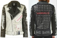 topshop against me jacket