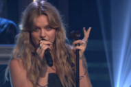 Tove Lo Brings 'Cool Girl' to 'Fallon'