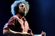"Zack de la Rocha Just Released ""Digging for Windows,"" His First Piece of New Music in Almost a Decade"