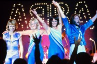 Pretty Soon We'll Be Able to Experience ABBA in Virtual Reality