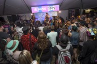 SPIN at Voodoo 2016: Day 1 at Toyota Music Den with Chairlift, All Them Witches and More