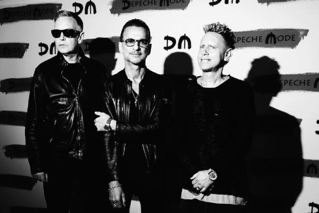 Depeche Mode Press Event In Milan
