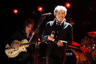 "Bob Dylan Says He'll Attend the Nobel Ceremony ""If It's At All Possible"""