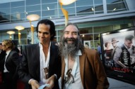 "New Music: Nick Cave and Warren Ellis – ""Mars Theme"""