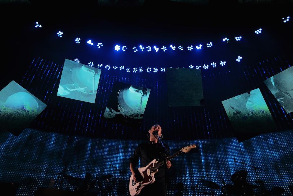 Radiohead Tour Auckland