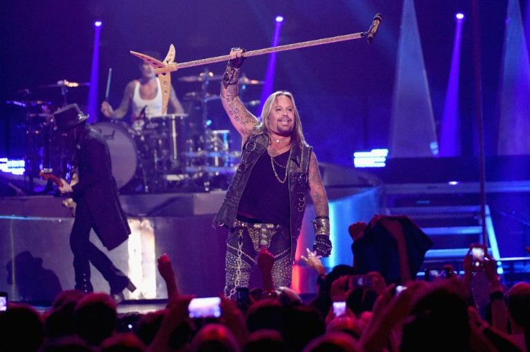 2014 iHeartRadio Music Festival - Night 1 - Show
