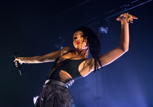 FKA Twigs Performs At The Hackney Empire