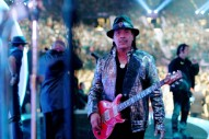 Santana Might Make an Album with Rick Rubin and Really Wants to Play the Super Bowl