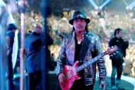 Santana Might Make an Album with Rick Rubin and Really Wants to Play the Super Bowl