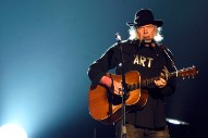 "Neil Young Has a New ""Primarily Acoustic"" Album Coming Out in December"