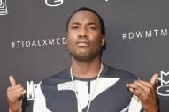 Meek Mill's <i>Dreamchasers 4</i> Mixtape is Finally Here (And Yes, There's a Drake Diss)