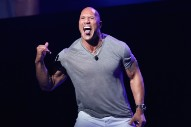"Dwayne ""The Rock"" Johnson Is Making a TV Show Based on His Early Wrestling Career"