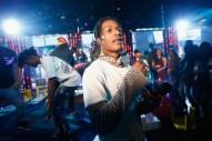 "Hear A$AP Rocky and SpaceGhostPurrp's New Song ""R.I.P. Yams"""