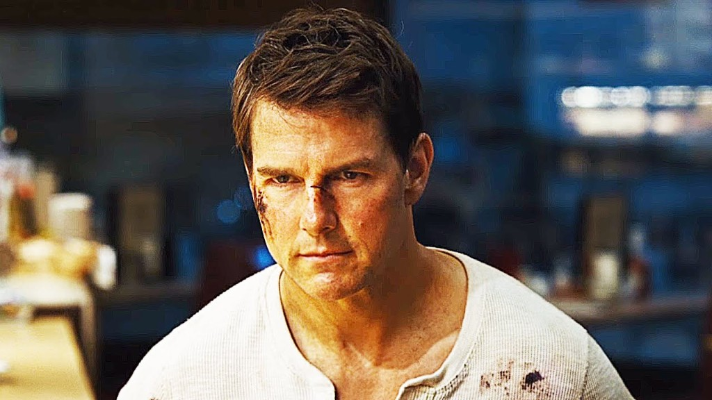 Headbangers Bawl What The Critics Are Saying About Tom Cruise In
