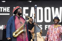 Kamasi Washington Meadows