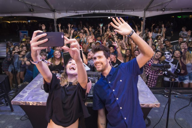 Oh Wonder at Toyota Music Den