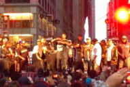 An All-Star Cast of Rappers Recreated the Original Posse Cut at Roots Picnic