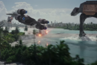 Watch the Intense New Trailer for <em>Star Wars: Rogue One</em>