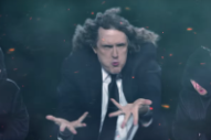 """Weird Al"" Yankovic Parodies the Presidential Debate in ""Bad Hombres, Nasty Women"" Video"