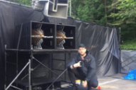 Watch Oneohtrix Point Never's Silence-Filled Boiler Room Video and Four Tet Remix