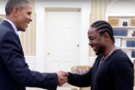 President Obama Again Discusses His Safe But Good Taste in Rap Music on <i>Sway</i>
