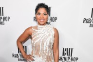 "Toni Braxton Out of Hospital, Denies ""Serious Condition"" Reports"