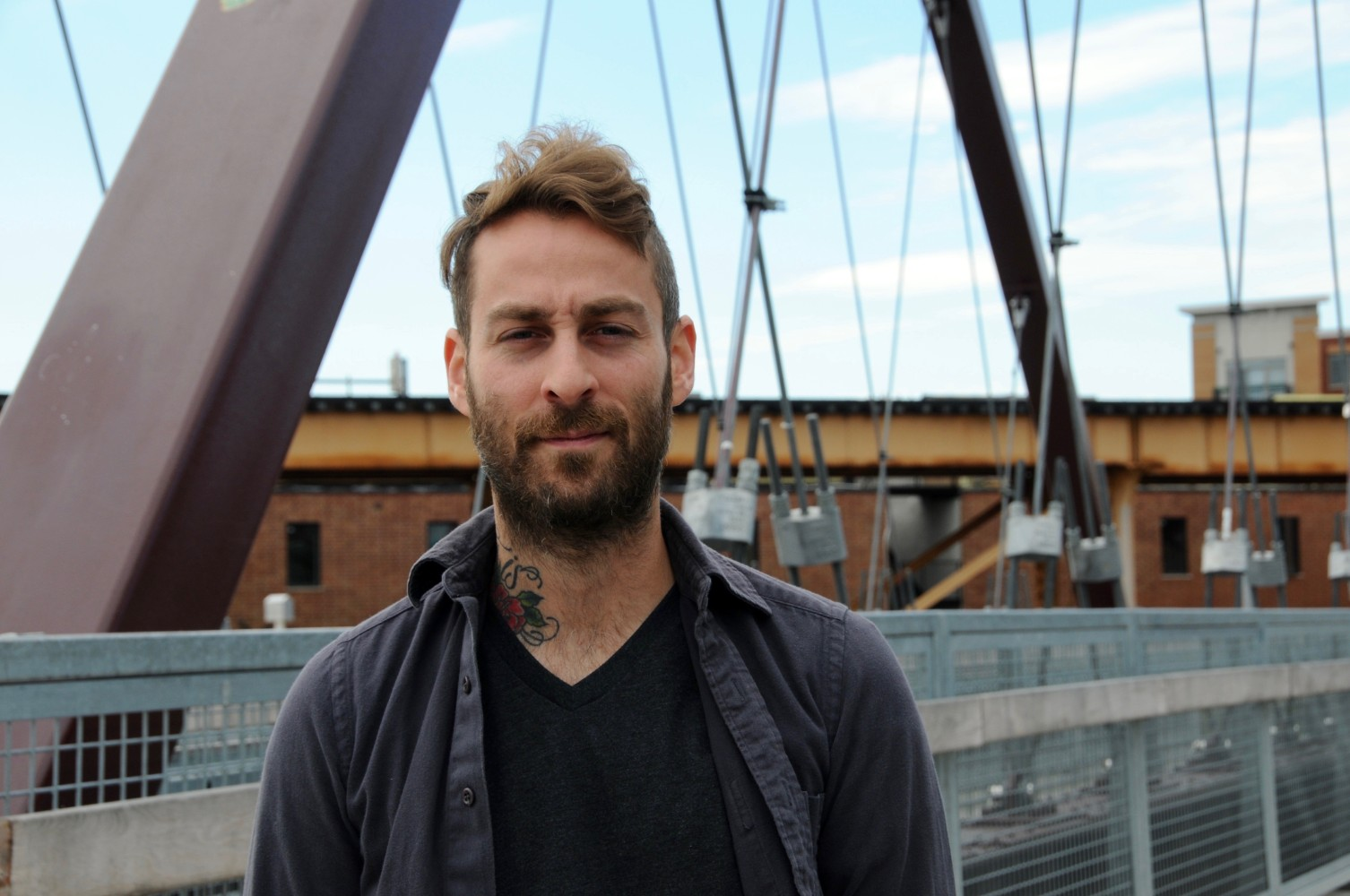 The SPIN Interview: American Football's Mike Kinsella