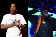 A$AP Rocky, Nas, and Jennifer Hudson Are Starring Together in a New Film