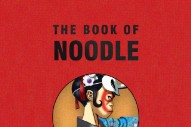 "Gorillaz Release Multimedia Story ""The Book of Noodle"""