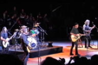Watch Neil Young Perform With Metallica, Roger Waters, My Morning Jacket at Bridge School Benefit