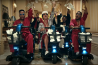 "Video: Bruno Mars Returns With ""24K Magic,"" Announces New Album"