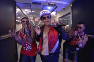 Watch Bruno Mars Perform &#8220;24K Magic&#8221; and &#8220;Chunky,&#8221; Plus a Beyoncé-Themed Trump Parody, on <em>SNL</em>