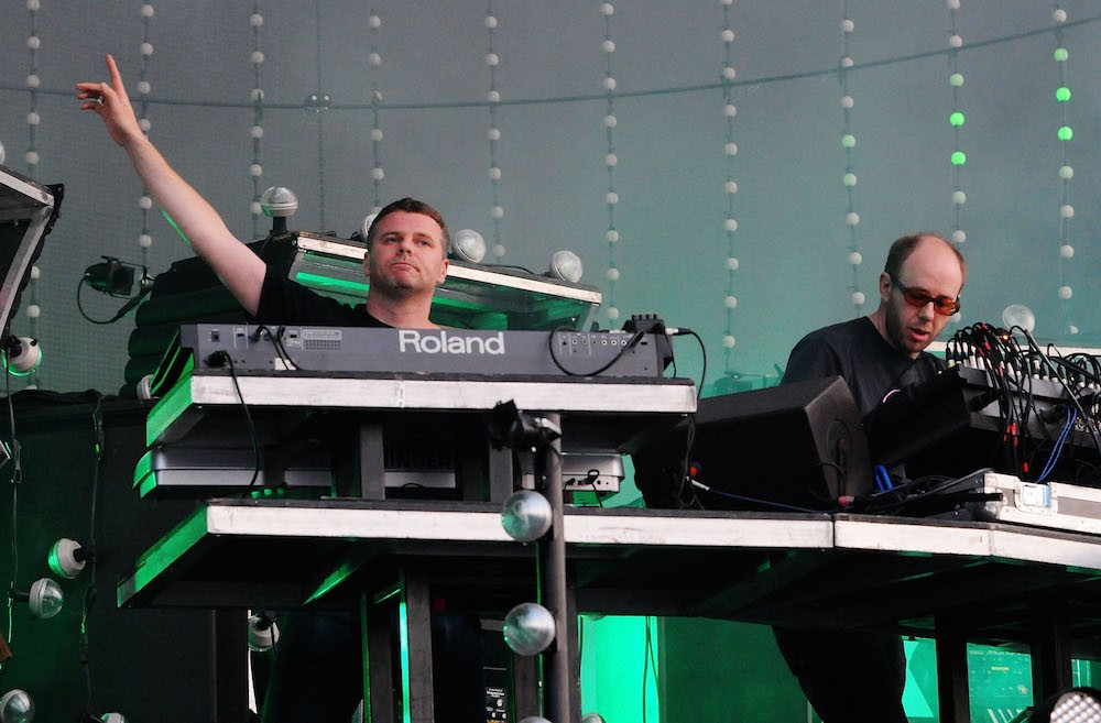 The Chemical Brothers Are Reissuing Their Entire Catalog