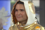 Corey Feldman Loses His Damn Mind Again With Another <em>Today</em> Performance