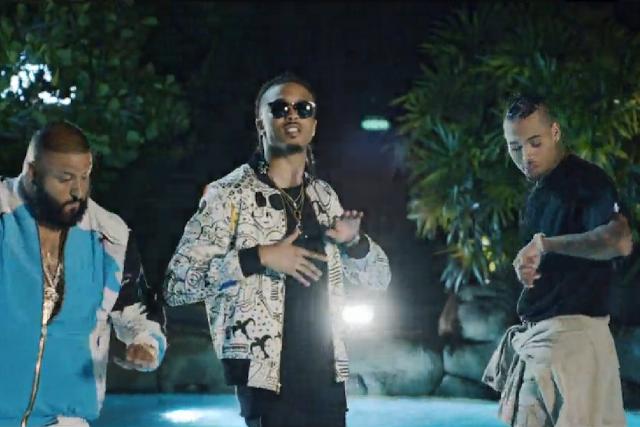 DJ Khaled Teases 'Do You Mind?' Video With Nicki Minaj & Chris Brown