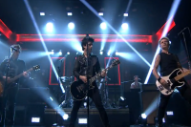 Watch Green Day Play &#8220;Bang Bang&#8221; on <em>Fallon</em>