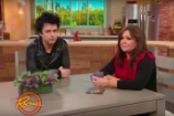 Billie Joe Armstrong Talks About Green Day, Chimpanzees With Rachael Ray