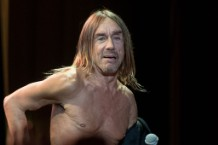 Iggy Pop In Concert - New York, New York