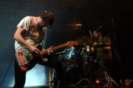 "Watch Japandroids Play New Song ""Arc of Bar"" At Their First Show Since 2013"