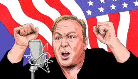 The Invisible Empire of Alex Jones
