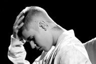 Bieber Can't Stop Telling His Fans to Shut Up