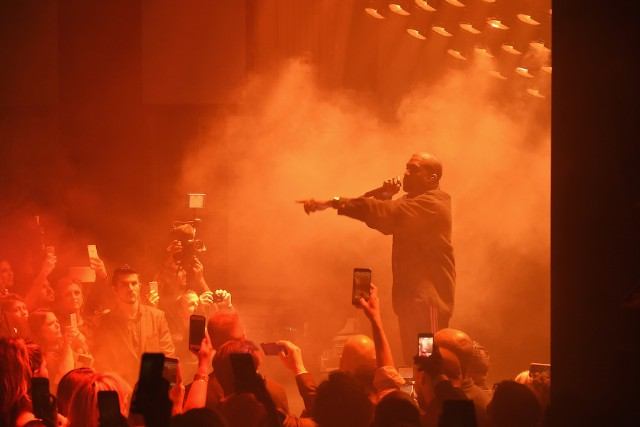 Kanye West slams Jay Z, says their kids never played together